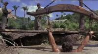 第一滴血: 史泰龙泡在猪粪坑, 试问现在小鲜肉能否做得到?