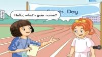 湘少版三年级英语上册第3单元课本动画教学视频