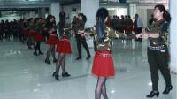 米脂婆姨水兵舞艺术团开班仪式