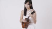 彩虹人尤克里里 UC3K|丁霜语〈梦游〉|aNueNue UC3K Koa Bird Ukulele - Concert