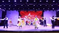 最美夕阳红出品《西班牙斗牛舞》舞蹈表演
