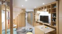 上海中环内一套房 35平米变身130平米 赚了近700万 204