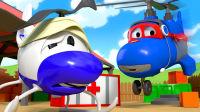 卡尔变形 第17集 直升机