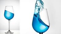 玻璃杯玩出的创意摄影【小九摄影ECP】