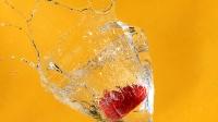 用太阳光拍水果落水的技巧【小九摄影ECP】