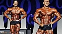 2017奥林匹亚|古典健体选手Sadik Hadzovic个人造型