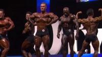 2017奥林匹亚Classic Physique古典健体五强选手风采