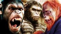 12部爆燃猩猿电影, 《猩球崛起》只能排第三!