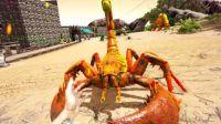 【峻晨解说】进化黄金巨蟹!美味的大钳子、方舟生存进化孤岛117