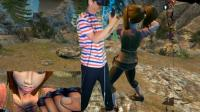 【XY小源VR】第2次 实验新方法 录VR 这次是幕布没弄好