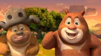 熊出没之熊熊乐园 熊大寻找丢失的蜂蜜罐第157期筱白解说