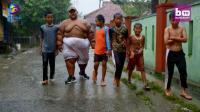 成为名人的世界上最胖的孩子, 他的未来在哪里?