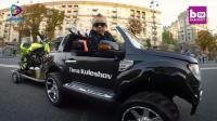 在国外, 四岁的酷炫小孩已经开上超级赛车参加国际大赛了!