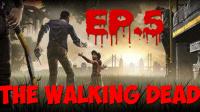 下水道遇到维农一行人【行尸走肉】The walking dead 第四章 EP.5