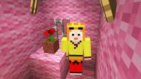 【小龙】我的世界MC逃出羊毛房间EP2小老头的钻石屋 Minecraft游戏视频