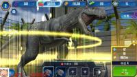 《侏罗纪世界恐龙第2期 犹他盗龙和矮脚龙》儿童游戏 糯米解说