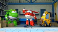 超级飞侠第3季环球大冒险第103期乐迪涡轮增压飞机玩具游戏 筱白解说