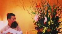 八卦:陈冠希抱着女儿看花 尽显温馨有爱