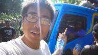 【绿行 迷你Vlog】印尼货车也载客 008
