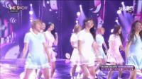 【风车·韩语】新女团GOODDAY出道初舞台《Rolly》韩秀榜The Show现场版