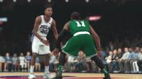 17状元富尔茨 VS 欧文 NBA2K18名人堂难度!