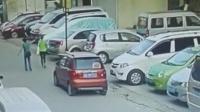 监拍柳州女幼师遭枪杀 嫌疑人已被抓