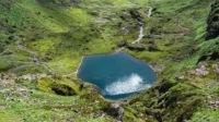 每年只有80人去的云南小山村 却独占了9个漂亮的湖和一座神山 208