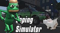 小飞象✘悲伤蛙模拟器✘神奇青蛙大冒险! 直升机竟然可以弹射起步!