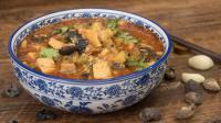 汤汁鲜美, 口感劲道的陕西特色美食!