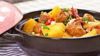 最经典的黄焖鸡米饭, 原来一个电饭煲就能做!
