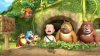 熊出没之熊熊乐园 熊大熊二魔力权杖第160期筱白解说