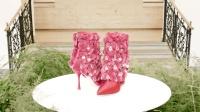 全世界女人都想拥有的水晶鞋, 长这样!