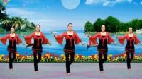 代玉广场舞《水月亮》傣族舞编舞:茉莉