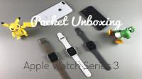【口袋盒】开箱 Apple Watch Series 3 Edition 苹果