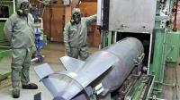 俄高官: 俄9月底前将销毁全部化学武器