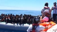 120名非法移民偷渡遇事故仅7人存活