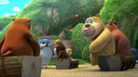 熊出没之熊熊乐园 熊大熊二机器人第161期筱白解说
