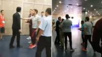 足协官员怒怼上港外籍教练: 你骂谁呢