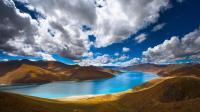 西藏自驾游第十二集 这是世间最美的湖-羊卓雍错