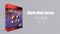 【Chris Hein Horns使用教程】1.如何选音色