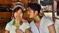 第一百一十四集 铜环禁锢下的长颈族少女 缅甸