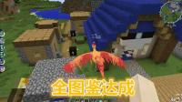 MC神奇宝贝mega终版ep53-全图鉴完成, 最后的神兽火焰鸟