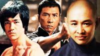 精武门系列PK黄飞鸿系列, 谁是功夫片最强IP?