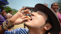 第一百一十三集 山野虫子生吞活剥 缅甸