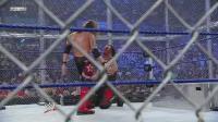 WWE嘲讽送葬者是啥下场? 艾吉盗用边绳漫步嘲讽葬爷被送入地狱!
