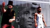 NBA2K18 | 实战中比较运投组织和组织投篮 | 街头公园游戏视屏 | 我的运球动作曝光