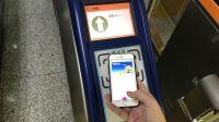 苹果Apple Pay搭地铁测试:方便快捷,但这些闸机暂不支持