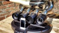 用F1发动机部件制成的音箱, 到底是什么声音?