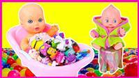 宝宝拉屎藏卡通玩具扮家家游戏 亲子互动惊喜蛋小马桶玩具试玩 小伶玩具 小猪佩奇