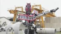 假面騎士Decade 9位平成騎士最终形态剪辑